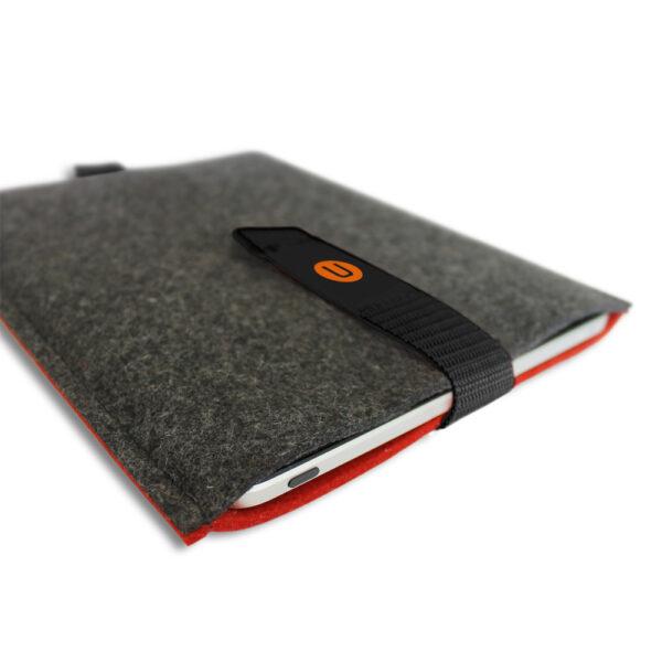 nnettedinge.com Produktkategorie iPadcase anthrazit/rot