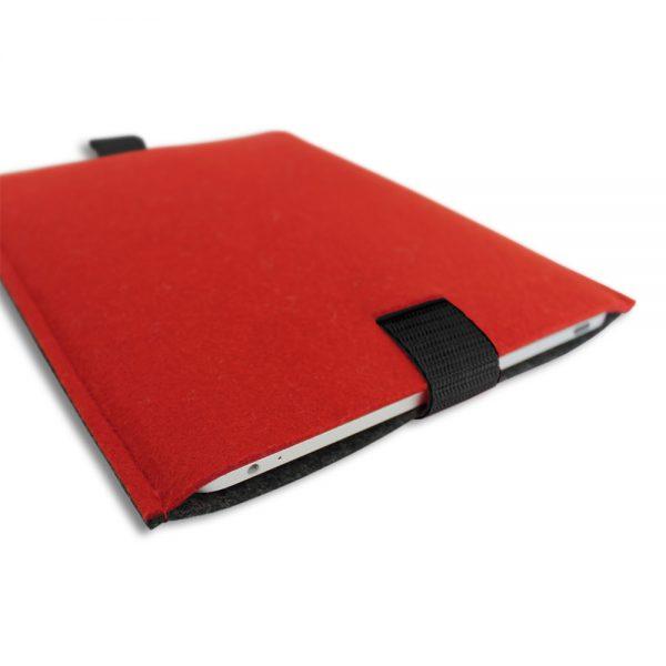 nettedinge.com Produktkategorie iPadcase anthrazit/rot