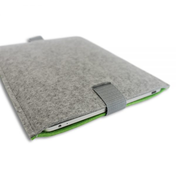 nettedinge.com Produktkategorie iPadcase grün/hellgrau