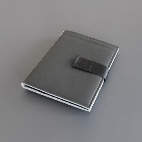 nettedinge.com iPadmappe 1 aus Leder und Filz