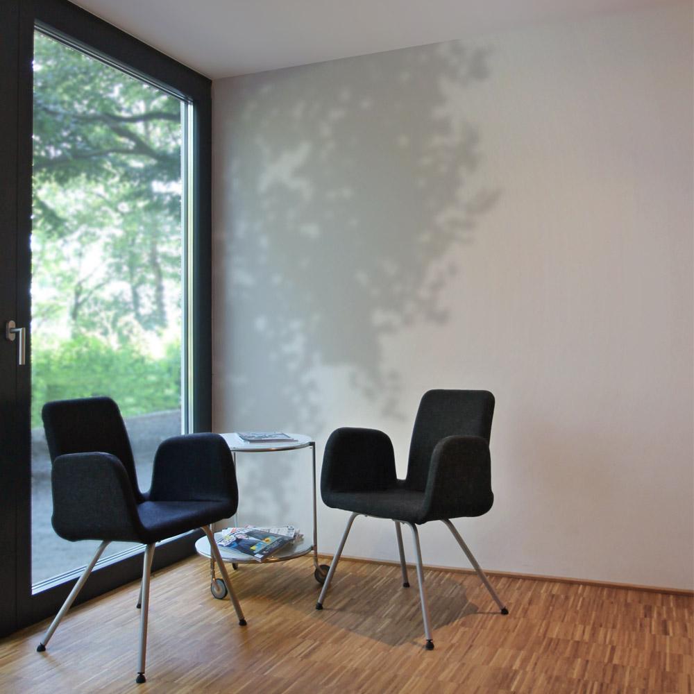 Tapete Schatten links von nettedinge.com